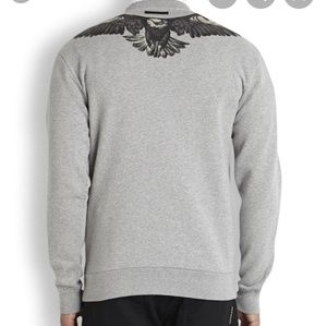 Diesel black gold sweatshirt